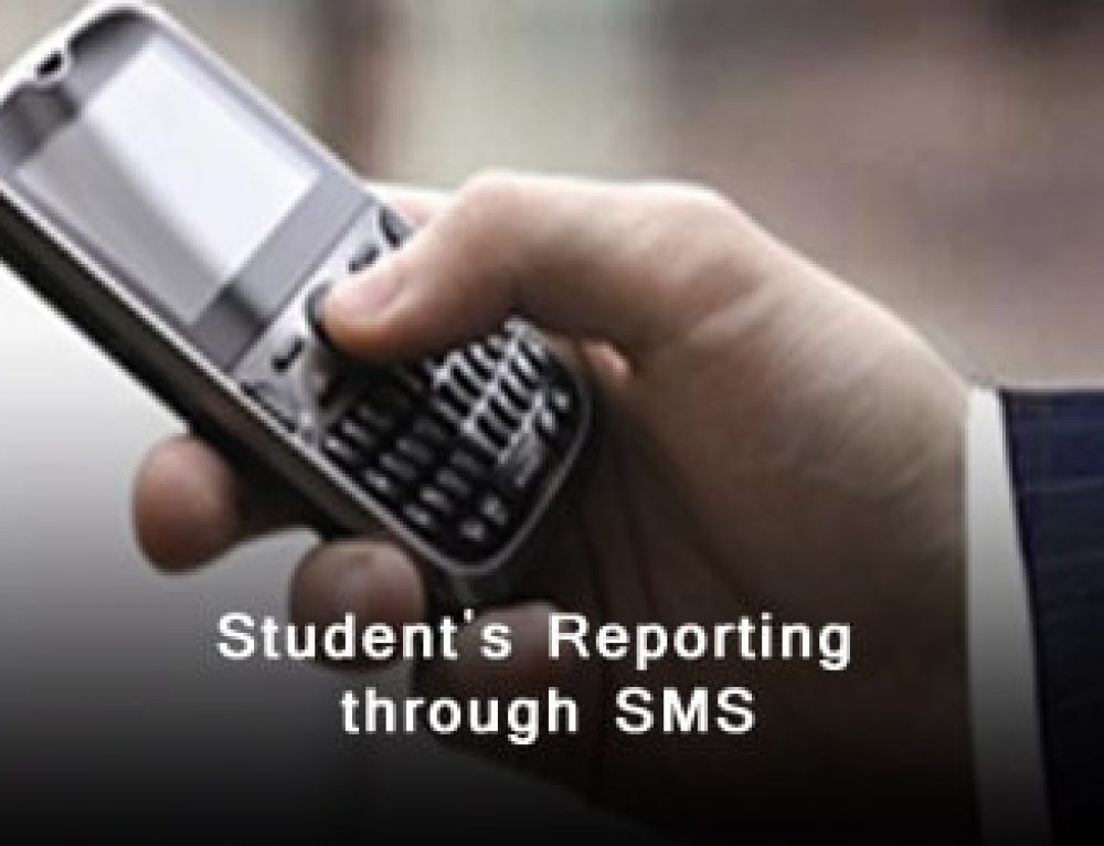 SMS Reporting
